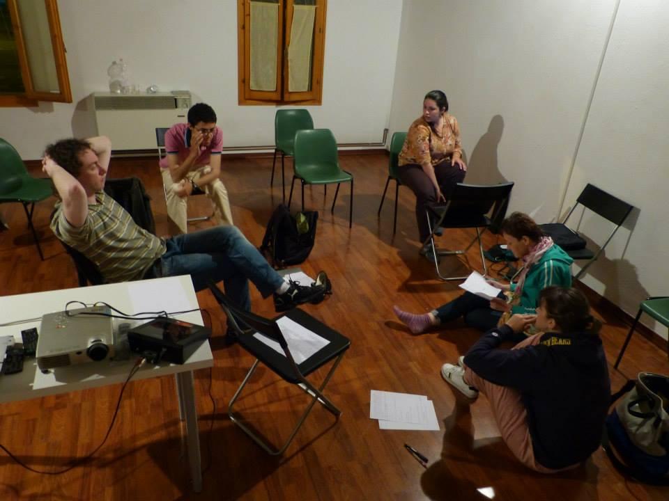 Teatro Due Mondi, 08-06-2013