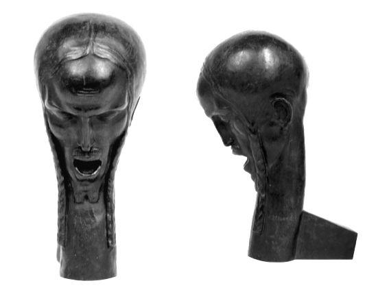 Victor Brecheret, 1920 (coleção IEB-USP, São Paulo)