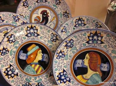 Ceramica rinascimentale faentina
