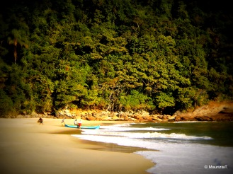 Pescatori alla Praia de Pauba