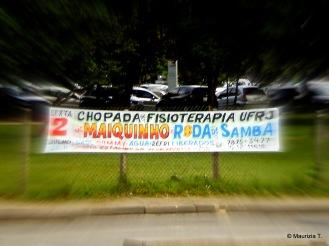 Festa di Fisioterapia;UFRJ