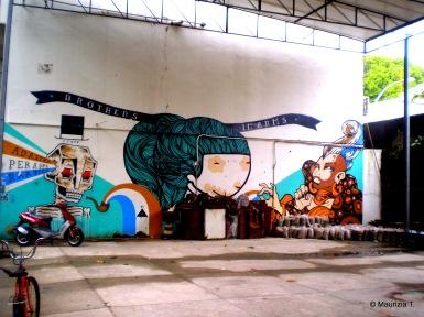 Murales al Campus