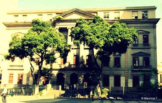 IFCH;UFRJ - Largo São Francisco