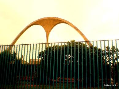 Praça da Apoteose, Sambodromo
